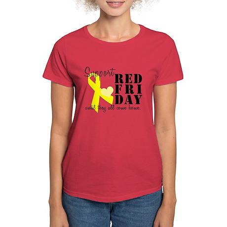 Red Shirt II Women's Dark T-Shirt