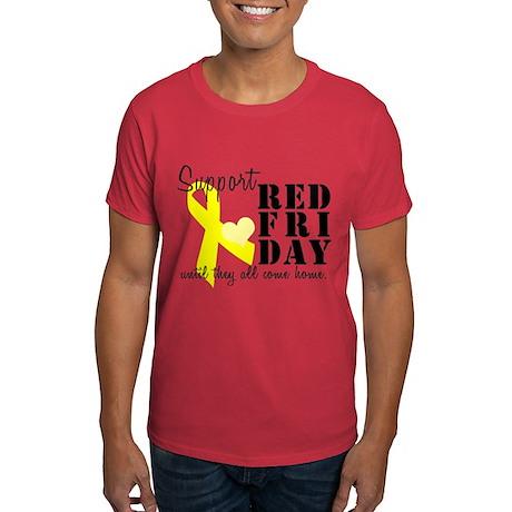 Red Shirt II Dark T-Shirt