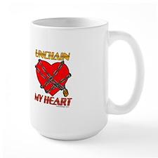 Unchain My Heart Mug