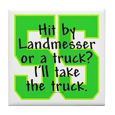 I'll take the truck Tile Coaster