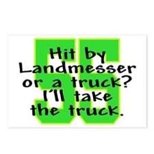 I'll take the truck Postcards (Package of 8)