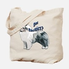 Blue Merle Shelty Tote Bag