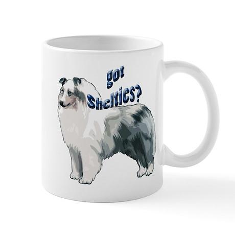 Blue Merle Shelty Mug