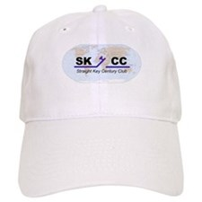 Straight Key Century Club Baseball Cap