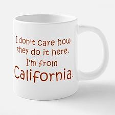 From California 20 oz Ceramic Mega Mug