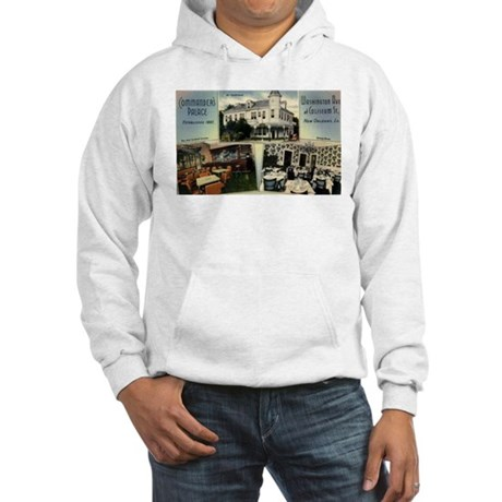 Commander's Palace Hooded Sweatshirt