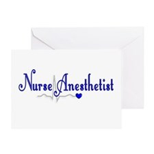 Nurse Anesthetist Greeting Card