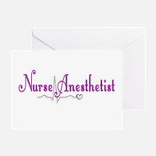 Nurse Anesthetist Greeting Card