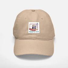 """FRANK-N-STEIN"" Baseball Baseball Cap"