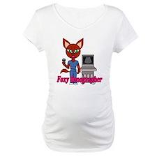 """Foxy Sonographer"" Shirt"