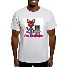 """Foxy Sonographer"" T-Shirt"