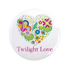 "Twilight Love 3.5"" Button"
