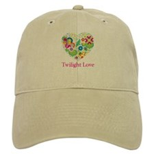 Twilight Love Baseball Cap