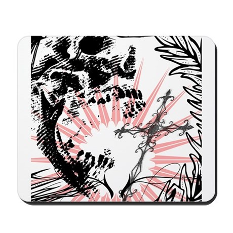 Gothic Reaper Mousepad