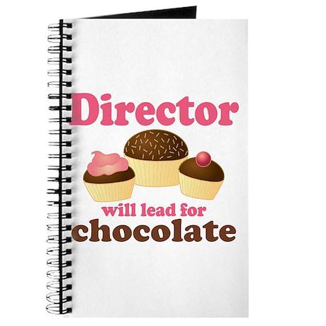 Music Director Chocolate Journal
