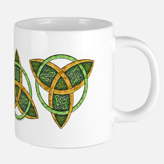 Celtic Trinity Knot 20 oz Ceramic Mega Mug
