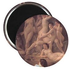 The Nymphaeum 3 Magnet