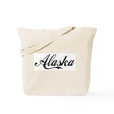 Alaska Design Tote Bag