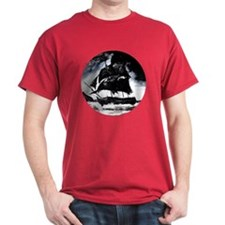 ghostly ship T-Shirt