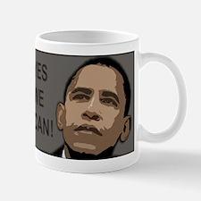 Obama Shops: Mug