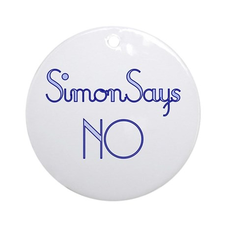 simon says no