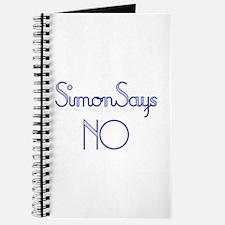 Simon Says NO Journal
