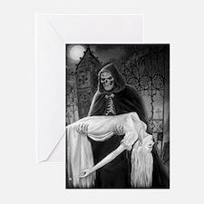 Cute Grim reaper Greeting Cards (Pk of 10)