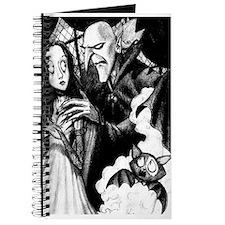 Cute Nosferatu Journal