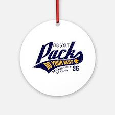 Cub Scout Pack 96 Ornament (Round)
