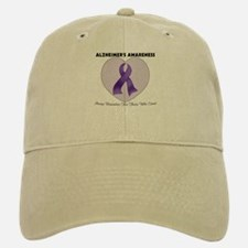 Alzheimer's Awareness Baseball Baseball Cap