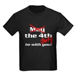 Get 'the Force' Kids Dark T-Shirt