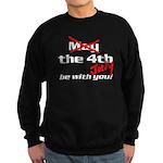 Get 'the Force' Sweatshirt (dark)