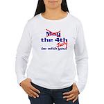 Get 'the Force' Women's Long Sleeve T-Shirt