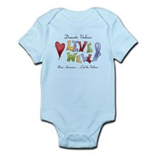Domestic Violence (lw) Infant Bodysuit