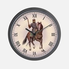 Funny Dark ages Wall Clock