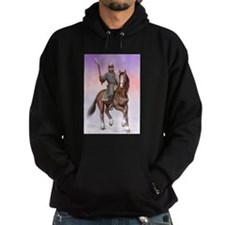 Funny Barbarian Hoodie