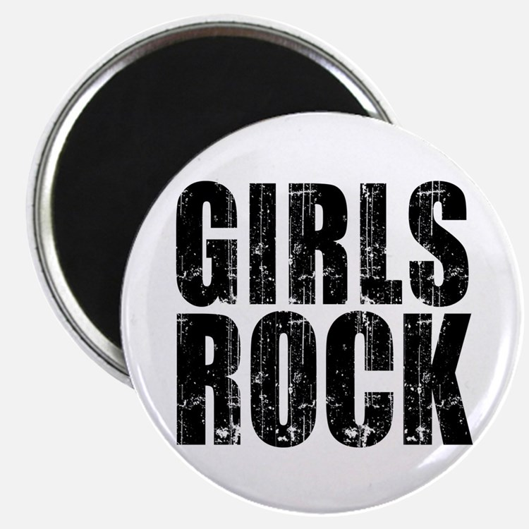 "GIRLS ROCK II 2.25"" Magnet (10 pack)"