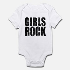 GIRLS ROCK II Infant Creeper