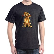 Red Dachshund Lover T-Shirt