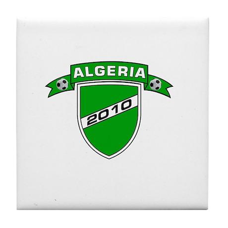 ALGERIA SOCCER 2 Tile Coaster