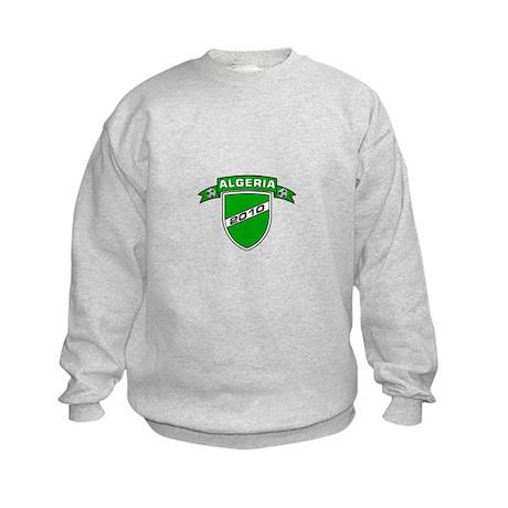 ALGERIA SOCCER 2 Kids Sweatshirt