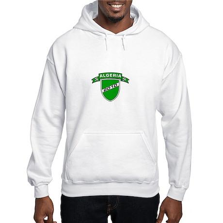 ALGERIA SOCCER 2 Hooded Sweatshirt