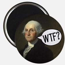 "Washington WTF 2.25"" Magnet (100 pack)"