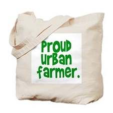 urban farmer Tote Bag