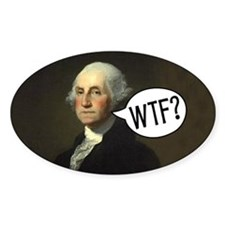 Washington WTF Decal