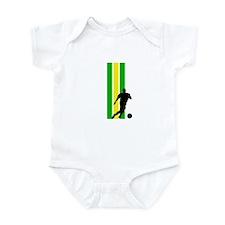 AUSTRALIA SOCCER 2 Infant Bodysuit