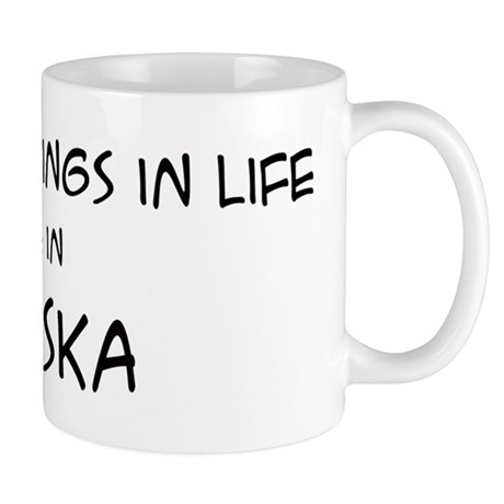 Best Things in Life: Alaska Mug