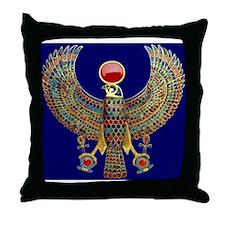 Cool Pyramids Throw Pillow