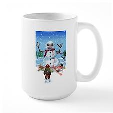 Little Timothys LAST Snowman Mug