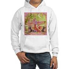 Ancient egyptian pyramids Hoodie